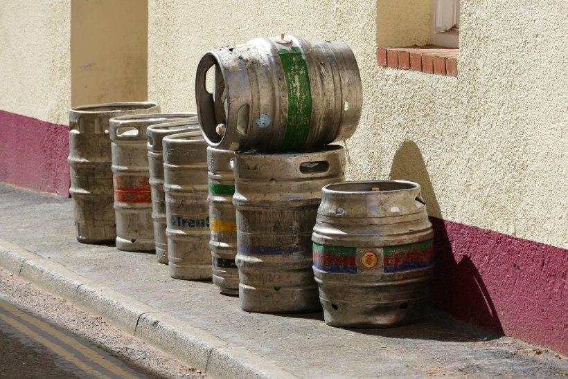 NUTIKAS KÄIK: Austraalias toodetakse aegunud õllest elektrienergiat