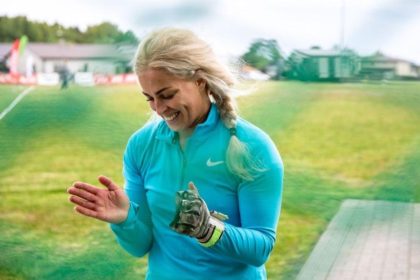 TUBLI! Kati Ojaloo võitis Soome meistrivõistlustel hõbeda