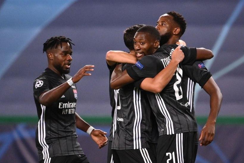 MUINASJUTT JÄTKUB: Lyon seljatas Manchester City ja pääses Meistrite Liiga poolfinaali