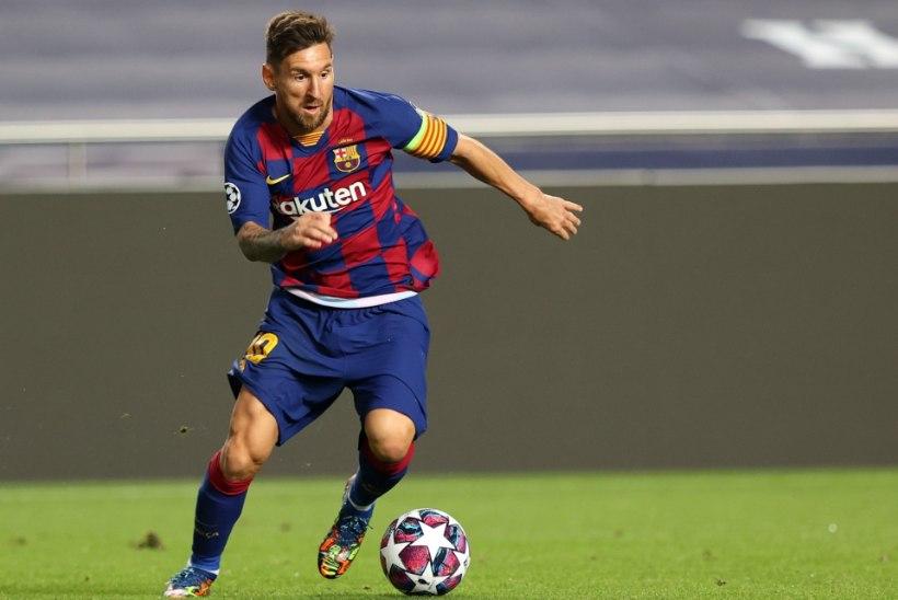 Manchester City on Messi eest valmis välja käima ligi kolmveerand miljardit eurot