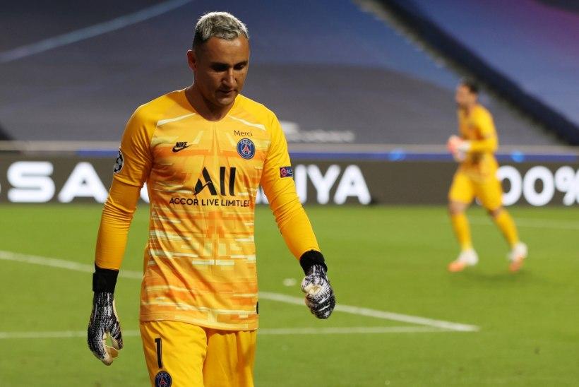 PSG esiväravavaht jääb Meistrite liiga poolfinaalist vigastuse tõttu kõrvale