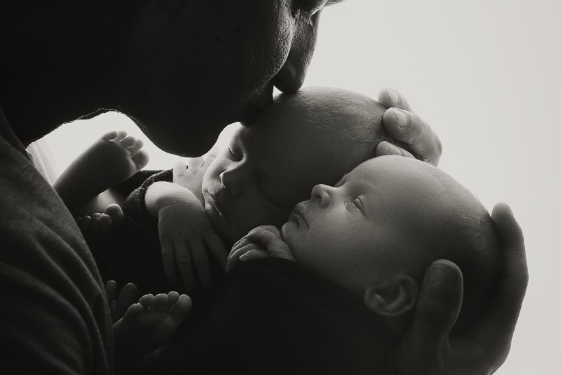 """Argo Ader: """"Enam ei kujuta ettegi, et meil ei oleks kaksikuid."""""""