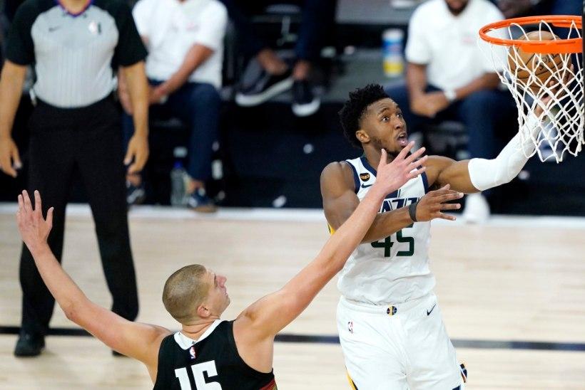 VIDEO | NBAs algasid play-off'id: Mitchell viskas 57 punkti, ent võiduks sellest ei piisanud