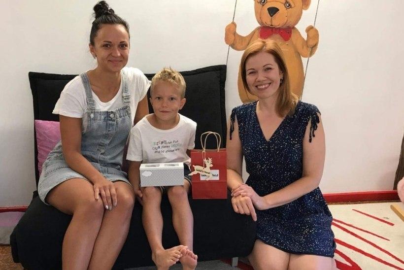 SÜDAMLIK HEATEGU: seitsmeaastane Jandre annetas vähihaige poisi raviks üle 100 euro!