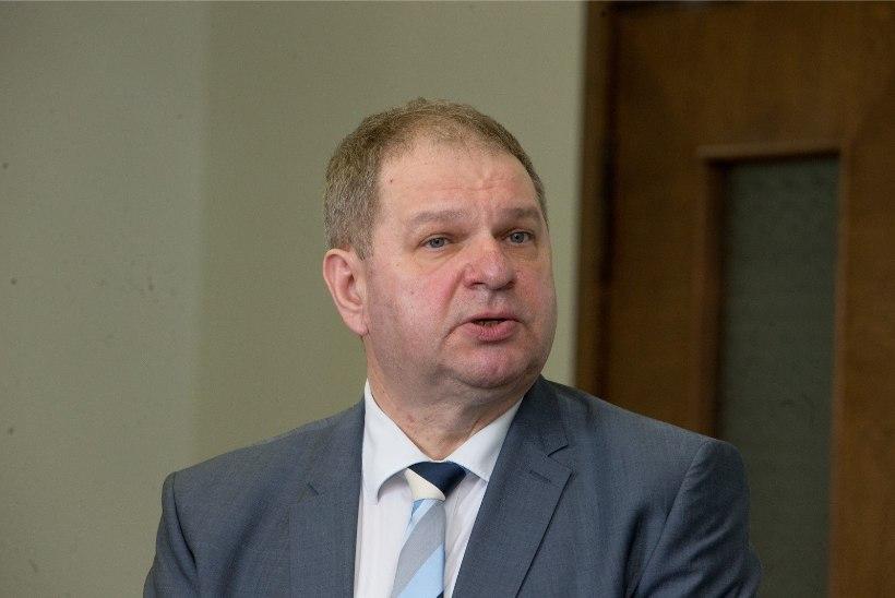 Tallinna avalike suhete direktor Ain Saarna lahkub ametist