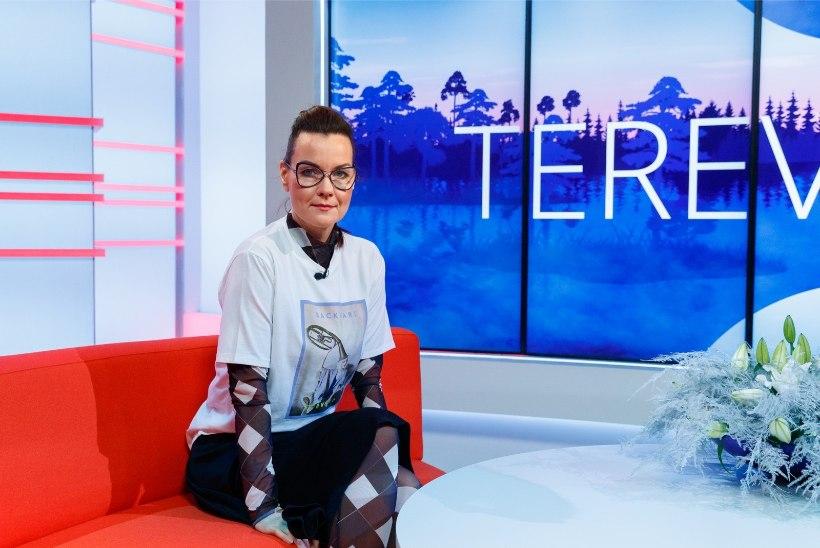 Jalaluu murdnud Katrin Viirpalu naases teleekraanile: aega pilvede liikumist jälgida oli oluliselt rohkem