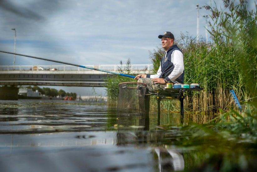 Õpime Pärnu jõel latikat püüdma!