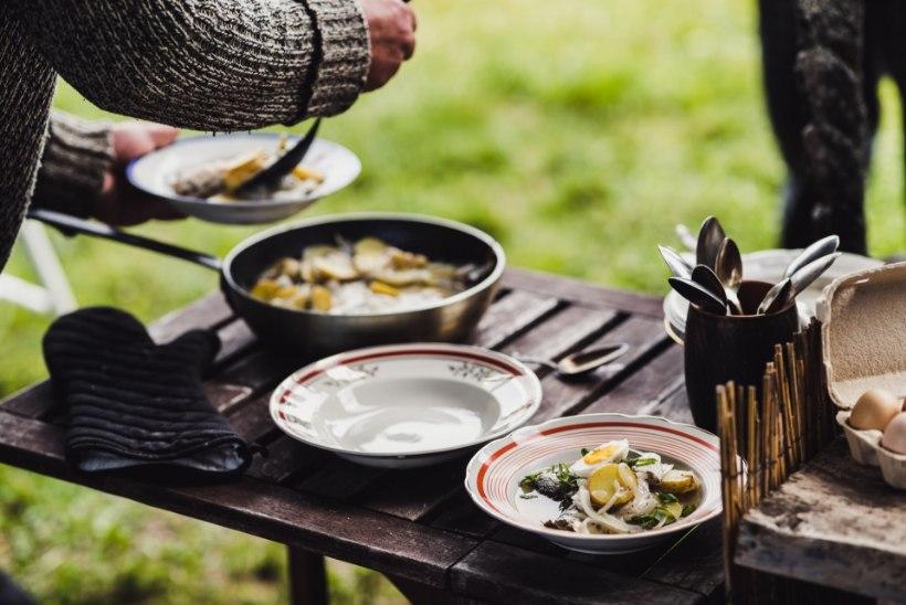 Kõik head toitu armastavad inimesed kogunevad sel nädalavahetusel Peipsi kallastele!