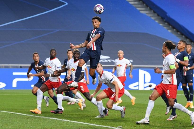 Jalgpalli Meistrite liiga: PSG kindlustas esimesena koha finaalis
