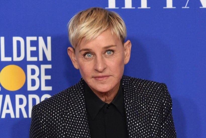 DeGeneres palub alluvatelt andeks, kolm produtsenti lahkub
