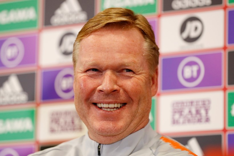 AMETLIK: Barcelona palkas uue peatreeneri