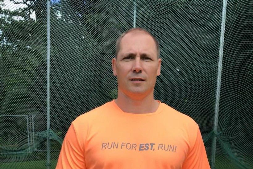 Gerd Kanter kavatseb tänavu maratoni läbida