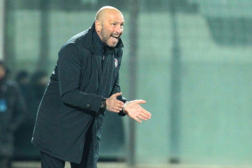 Klavani ja Cagliari peatreener vallandati, mees sai sellest teada vahetult enne mängu
