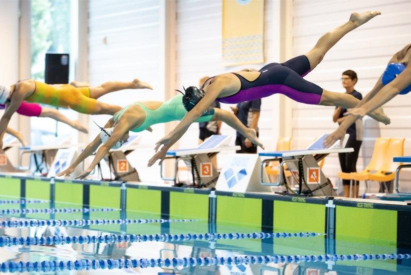 Terviseameti andmetel võis nakkuskolle saada alguse Eesti meistrivõistlustelt, ujumisliidul polnud sellest aimugi
