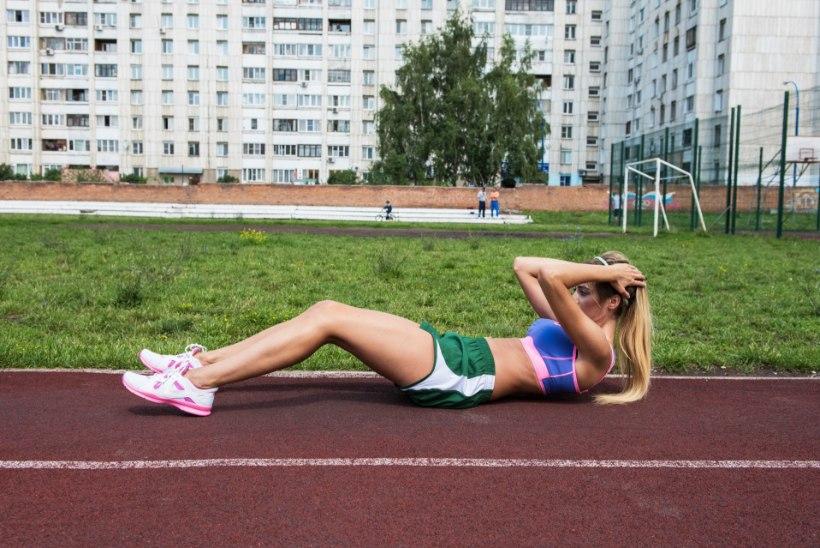 Üheksa viga, millest tuleks kõhulihaseid treenides hoiduda