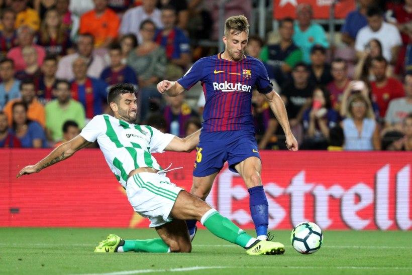 Endine Barcelona mängija kritiseeris klubi uut peatreenerit