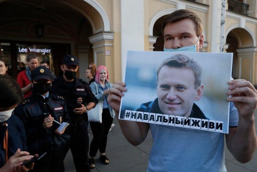 Siberi haiglas elu eest võitlev Navalnõi on olnud ligi kümme aastat Kremlile pinnuks silmas