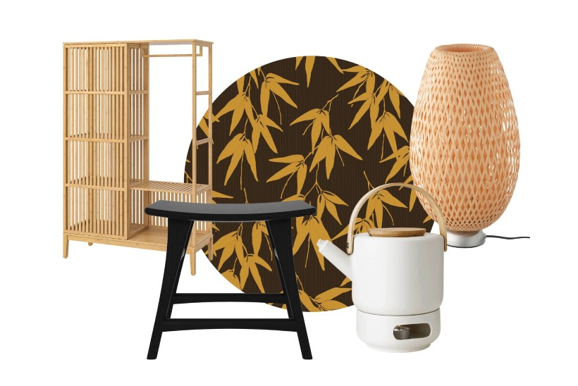Trendikas sisutuselement: bambus Põhjamaal