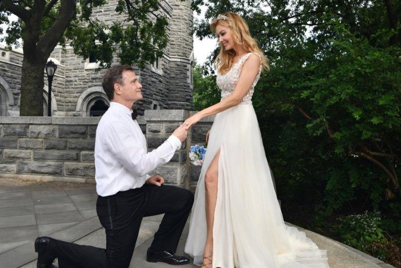 Palju õnne! Eksmiss Eha Urbsalu sõudis abieluranda