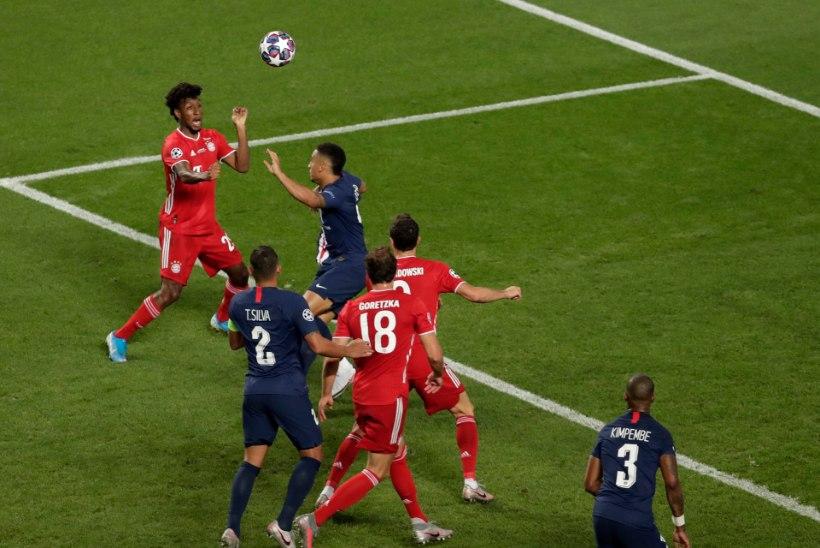BLOGI | Bayern pani hooajale kuldse punkti ja krooniti Meistrite liiga võitjaks