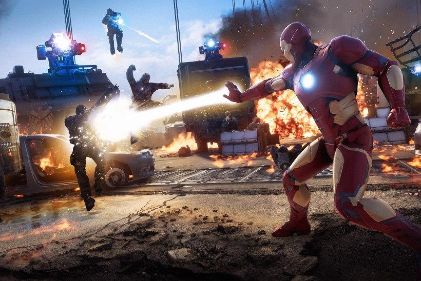"""MULJED: """"Marvel's Avengers"""" pole lustakas möllumäng, vaid hingetu toode"""