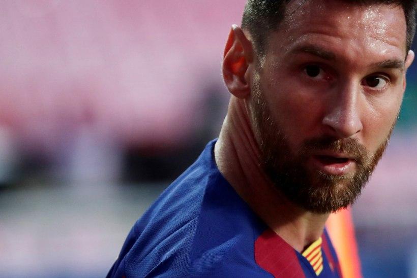 Barcelona kinnitas, et Messi soovib lahkuda