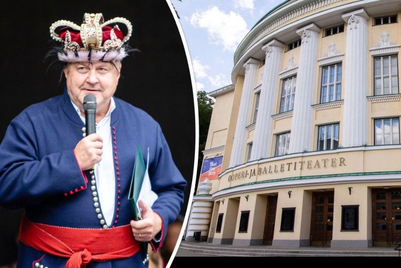 Kas ahistamises süüdistatav Aivar Mäe jätkab peadirektorina? Estonia nõukogu esimees: peame otsustama, ootamata ära politseiuurimise tulemust
