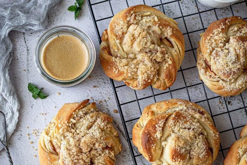 SAMM-SAMMULT | Õunatäidisega kohvisaiad tervitavad - lihtne teha ja maitsevad kõigile!