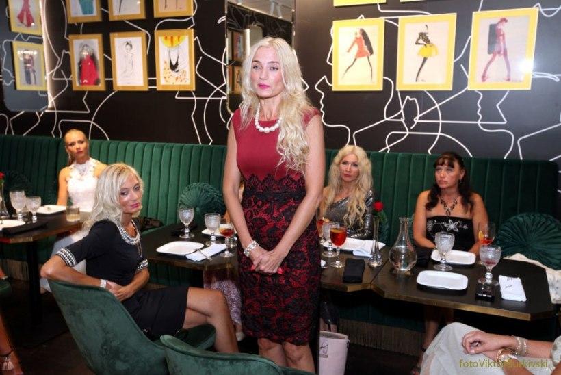 GALERII | Tiina Jantson lükkas missikarusselli pöörlema linna nooblimas restoranis