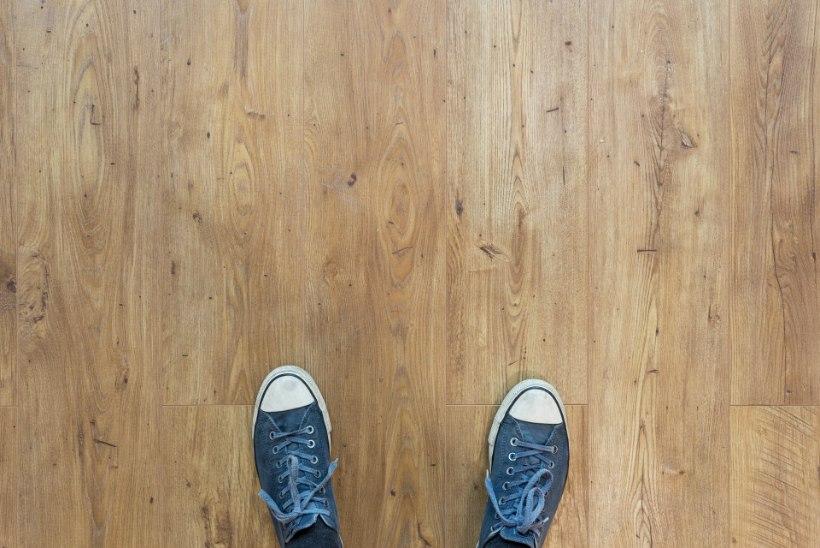 5 nippi vana puitpõranda taastamiseks