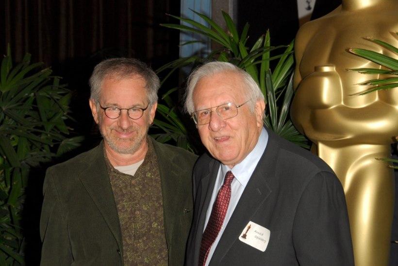 103 aasta vanuses suri Steven Spielbergi isa