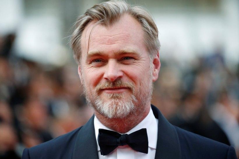 VIDEO |Christopher Nolan võtetest Tallinnas: erakordne, et saime filmida imelises paigas toredate inimestega