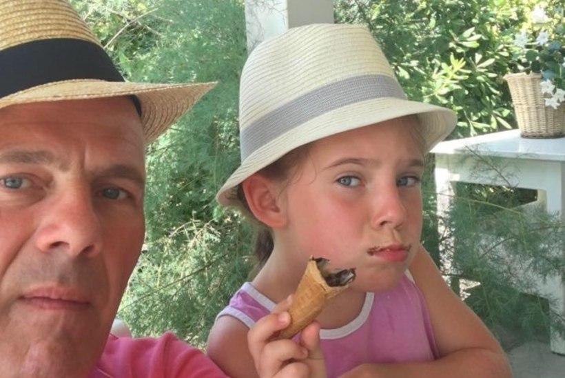 KÕIK ON UUS SEPTEMBRIKUUS! Mart Mardisalu tütar Anna läheb 1. klassi Tbilisi rahvusvahelises Briti koolis