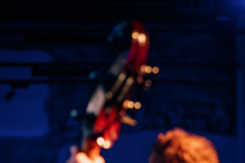AUGUST PILDIS | Lauljannade mehed truult kontsertide publikus, maskid ees nii endisel presidendipaaril kui räpifännidel