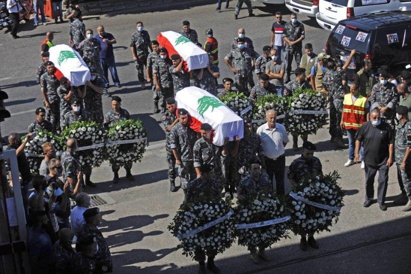 ENNE PLAHVATUST: Beiruti tragöödia põhjustasid ükskõiksus, korruptsioon ja mugavuslipp