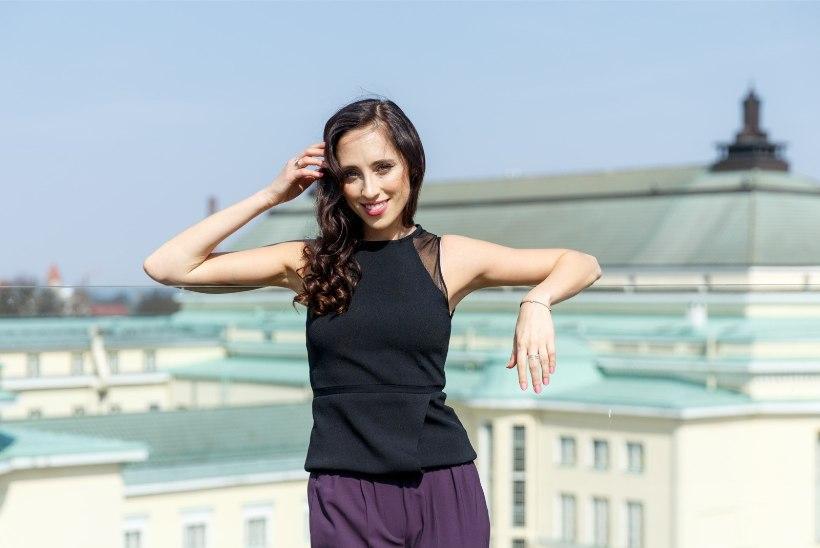 FOTO | Elina Nechayeva leidis lõpuks inimese, kellega töömuresid jagada