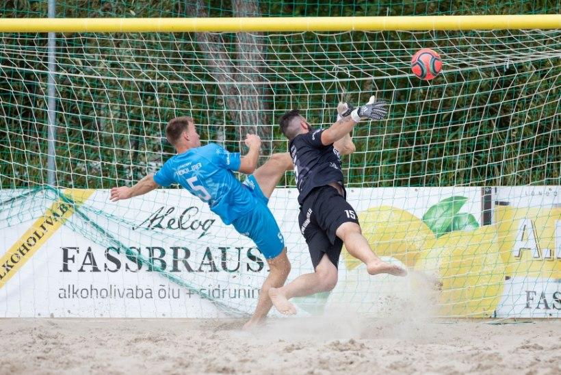 JÄRELVAADATAV | GALERII | Pärnu rand, Eesti suvi ja hulk iluväravaid!