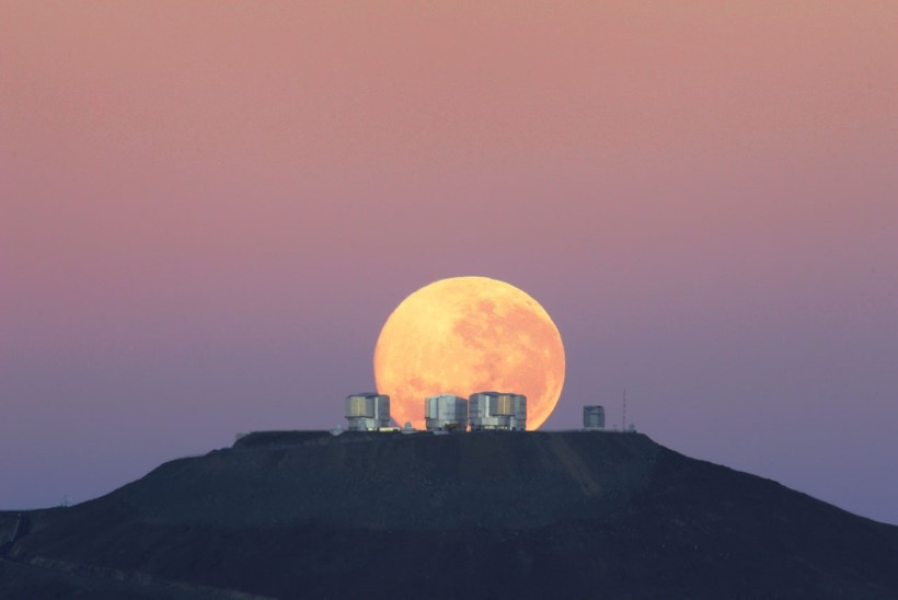 """KOSMILINE ILU: observatoorium leidis süvakosmosest """"liblika"""""""