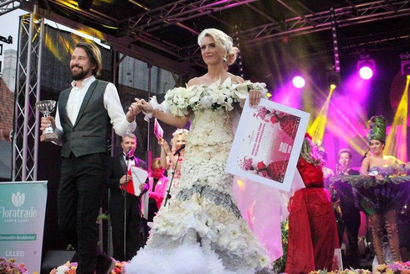 GALERII | Lilleball 2020 suurejooneline show Raekoja platsil