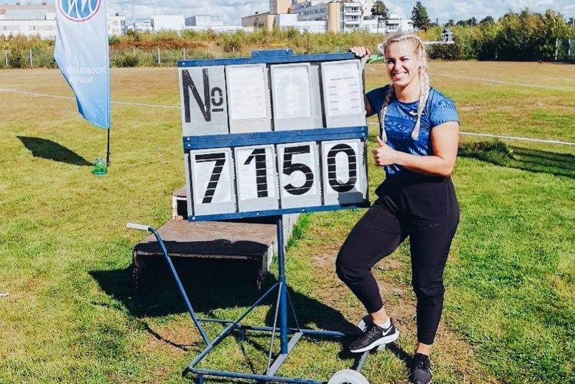 Soomlasest elukaaslane ja vanemad aitasid Kati Ojaloo vinge rekordini