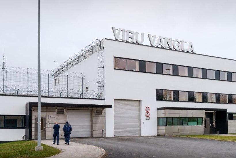 Viru vangla töötajal tuvastati koroonaviirus