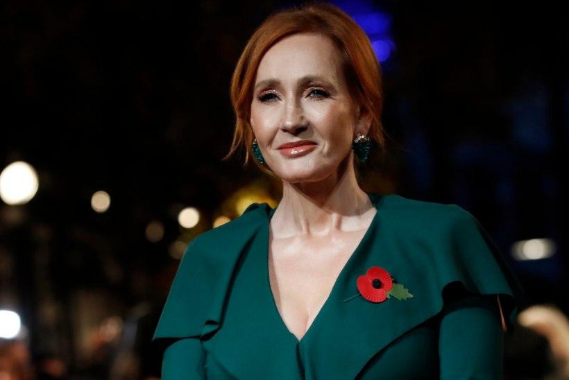 Transfoobias süüdistatav J. K. Rowling tagastas inimõiguste auhinna