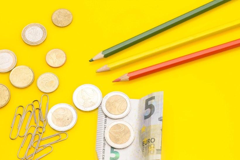 HARIDUSKULUDE KAARDID   MILJARDI EURO JAGAMINE: vaata, kui palju kulutavad haridusele sinu kodukandi võimukandjad!