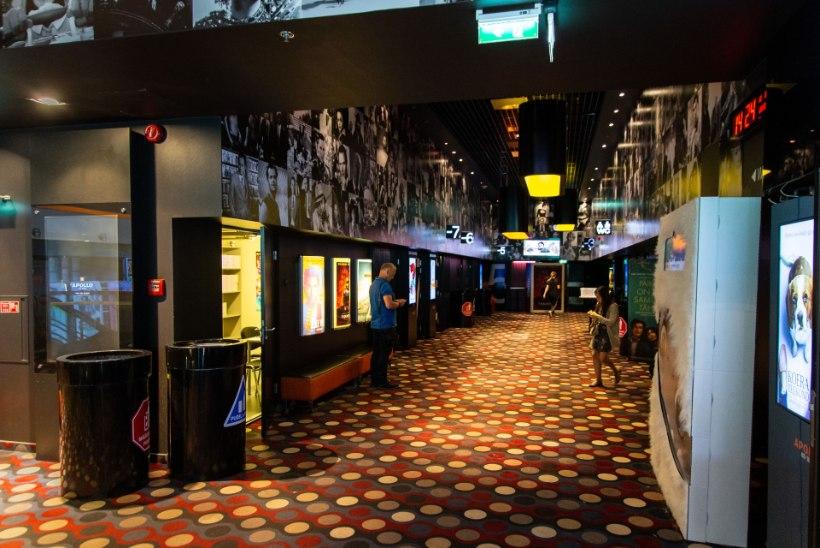 KINOMONOPOL? Linnamäe plaanib oma Apollo kinoketile lisada Forum Cinemase Balti ärid