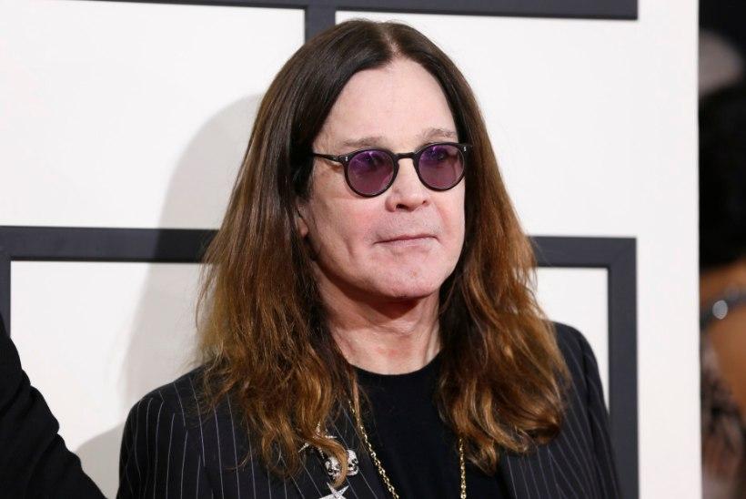Ei tunne äragi! Ozzy Osbourne'i välimus on totaalselt muutunud