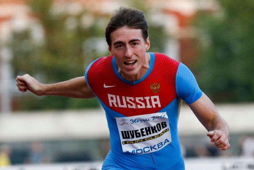 TEHTI LIIGA? Tõkkejooksu maailmameister kritiseeris Venemaa dopingukütte