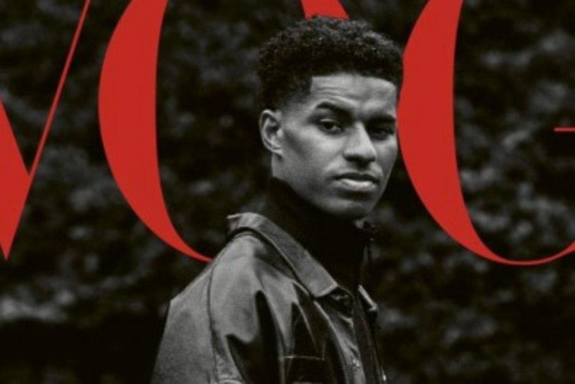 Briti Vogue'i 104aastase ajaloo jooksul on esmakordselt kaanel mustanahaline mees