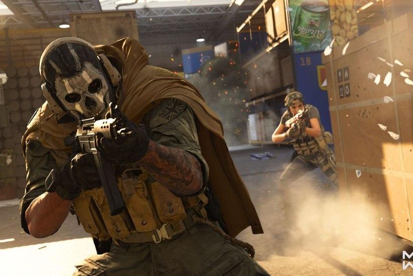 """""""Call of Duty: Warzone"""" jätkab oma meeletuna tunduvat edulugu, uus hooaeg toob üllatusi"""