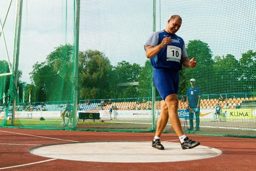 Eesti meistrivõistlustel on stardis ligi 300 kergejõustiklast, sealhulgas Kanter, Balta ja Mägi