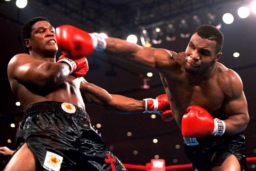 VIDEO JA FOTOD   Inglismaa väljaanne: tagasitulekumatšiks valmistuv Mike Tyson on hirmuäratavas vormis